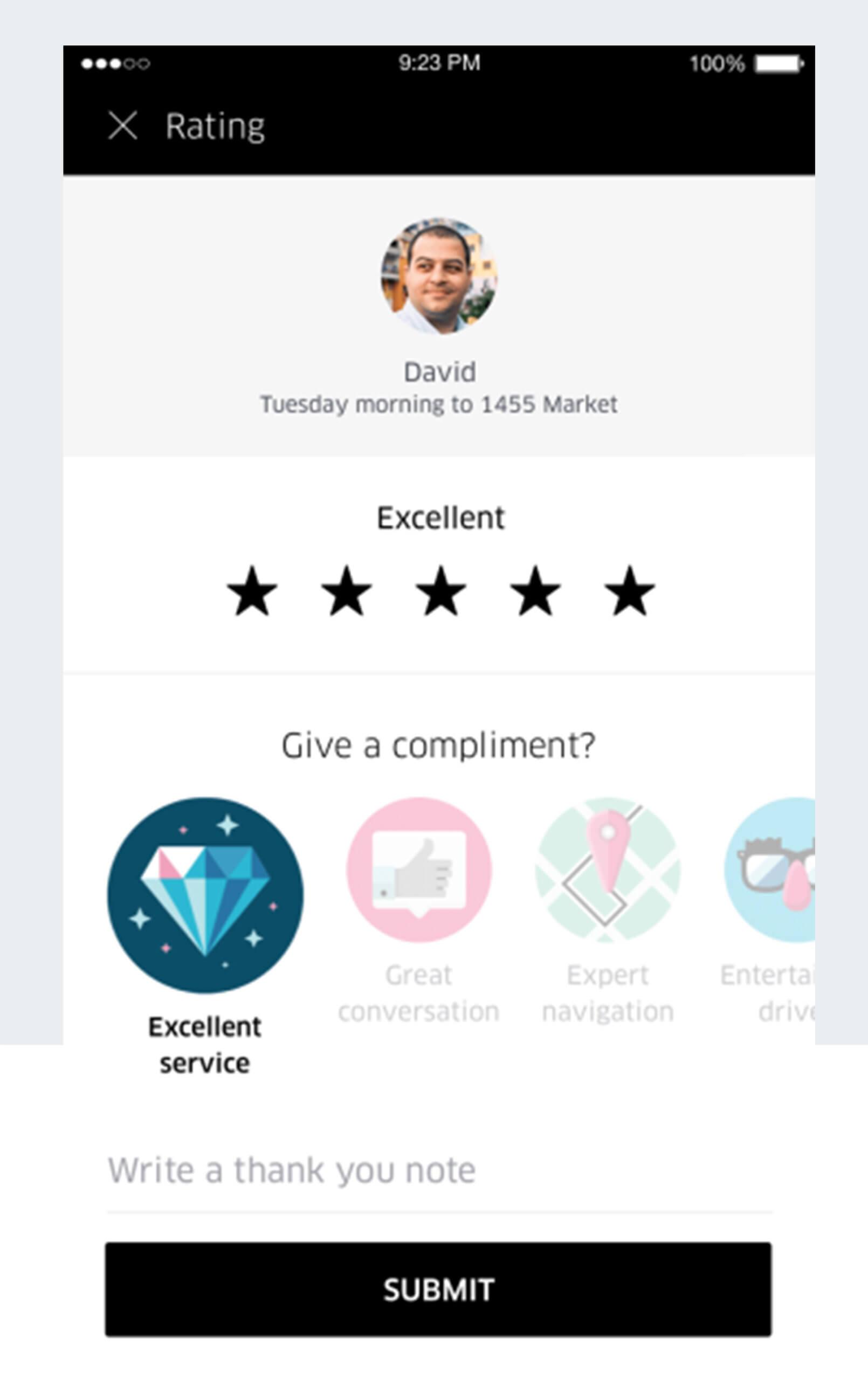 in app surveys customer feedback
