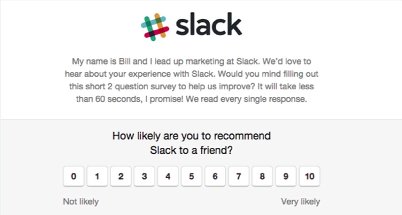 net promoter score customer feedback