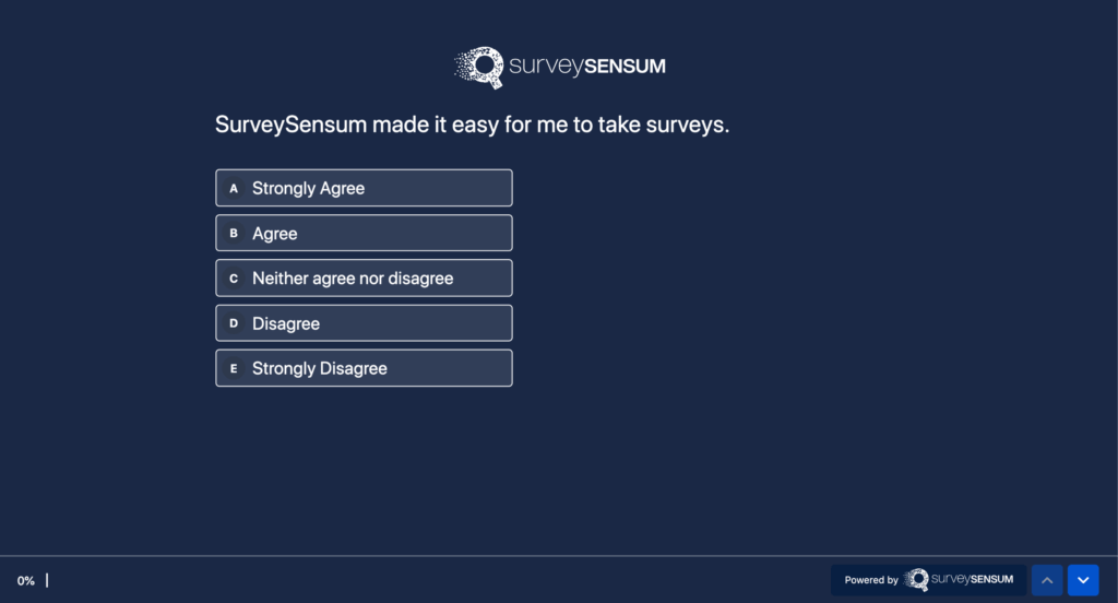 Customer Satisfaction Score SurveySensum