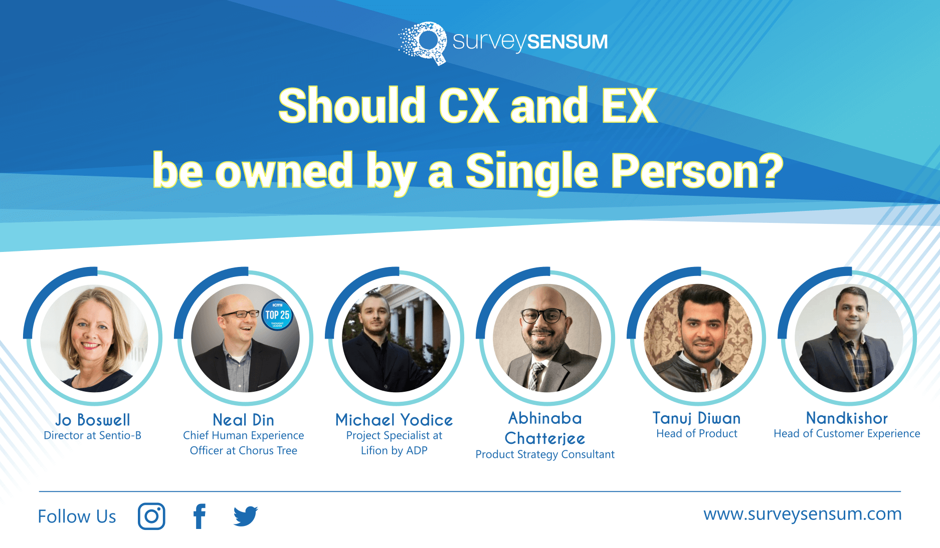 Chapter 8: Should CX and EX be owned by a single person?