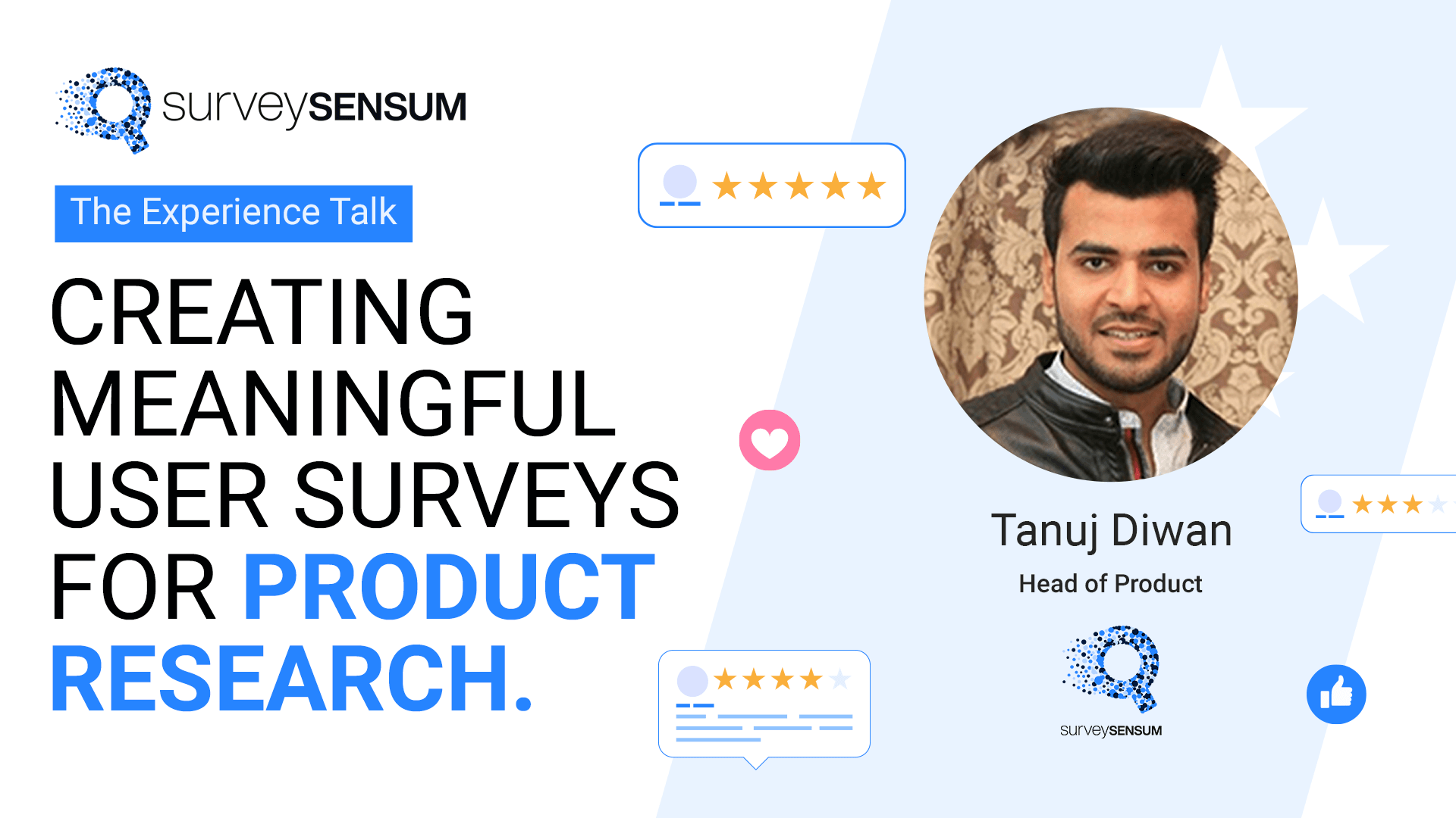 Creating Meaningful User Surveys for Product Research